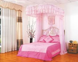How to Make Girls Canopy Bed in Princess Theme - MidCityEast