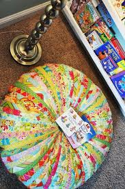 87 best Jelly Roll Quilt Patterns images on Pinterest | Quilt ... & Jammin Jelly Roll Quilt Floor Cushion Adamdwight.com