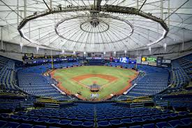 Tropicana Field Seating Chart View Rays Fans Concerned With Ticket Prices Draysbay