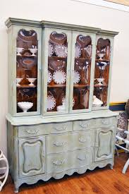 china cabinet annie sloan chalk paint