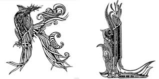 Fonts For Tattoos Letter L Tattoo Fonts How To Shade A Tattoo Local Female Tattoo Artist