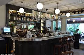 French Bistro Decor French Style Brasserie House Bar Lounge Area Pinterest