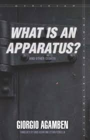 cite what is an apparatus and other essays giorgio agamben  cite what is an apparatus and other essays giorgio agamben translated by david kishik and stefan pedatella