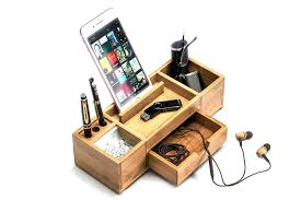cell phone organizer cell phone charging station
