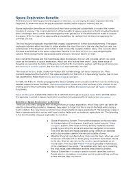space exploration essay  oglasico space exploration benefits essay example jpg cb space exploration benefits essay example