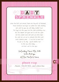 how to word a baby shower invitation