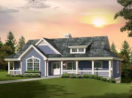 hillside house plans with garage underneath style