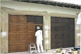 can steel garage doors be painted comfortable best metal garage door paint faux garage doors