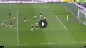 Milan-Spal 3-0, gli highlights video della sfida di Coppa Italia