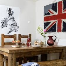 white office design. Divine Home Office Design Tips Kids Room Photography In Traditional White Dining With Oak Set And Patriotic Prints.jpg View S