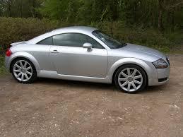 2002 Audi TT S-Line