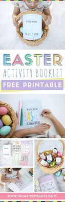 184 Best Easter Activities For Kids Images On Pinterest Easter