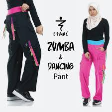Zumba Pant Seluar Zumba Dancing Pant
