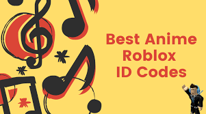 50 best anime roblox id codes 2021