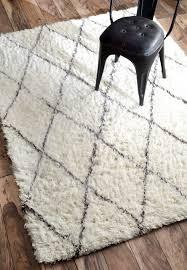 nuloom 3 x5 hand made marrakech rug