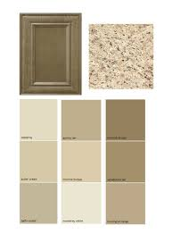 tan painted kitchen cabinets. Benjamin Moore Colors   Color Scheme- The Left One With Warmer Hues · Cream Colored Kitchen CabinetsKitchen Tan Painted Cabinets T