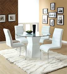 white round dining room table image of modern round dining table white dining room table with
