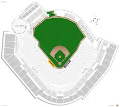 Pittsburgh Pirates Stadium Seating Chart Pittsburgh Pirates Seating Guide Pnc Park Rateyourseats Com