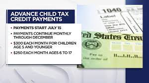 Register For Child Tax Credit Payments