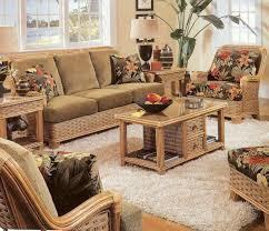 rattan and wicker furniture for indoor