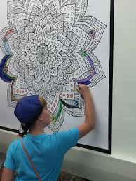 colorme murals at library mas