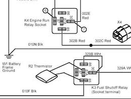 john deere 4300 fuel trouble John Deere 3038e Wiring Diagram this r2 thermister and relay apparently allow an initial high current to flow and then cuts the current flow after the solenoid opens John Deere 3038E Problems