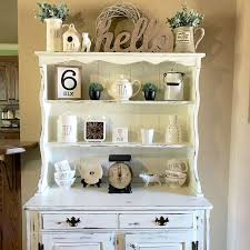 Best 25 Hutch Decorating Ideas On Pinterest China Cabinet Decor Design of  Dining Room Hutch Decorating Ideas