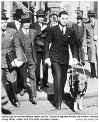 First blind man to use a seeing-eye dog was a Tennessean | TheNews |  Nashville Community Newspapers