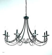 outdoor candle chandelier non electric home design ideas inside industrial farmhouse hanging iron crystal outdoo