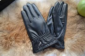 china women s elastic tight crystal buckle sheepskin leather gloves china gloves leather