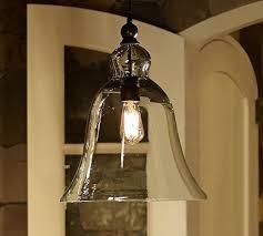 Rustic glass pendant lighting Kitchen Rustic Glass Pendant Large Pottery Barn 14 Pinterest Large Rustic Glass Indooroutdoor Pendant Lighting Pinterest