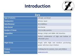 case study solution zara case study solution
