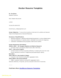 Doctor Resume Example Download Now Doctors Resume Sample For Study