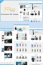 New Fashion Ware Psd Template 73852