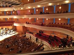 Seating In The Concert Hall Picture Of Segerstrom Center