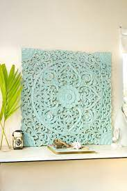 Wood is such a material that makes for an excellent medium for artists in bali to express their wood carvings, bali wood carvings and bali carvings play an important role in our lives. Hand Carved Wall Panel From Bali Modern Wooden Headboard