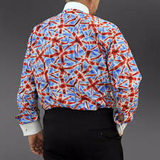 Patterned Dress Shirts Gorgeous New Patterned Back Dress Shirts Montague Jeffery