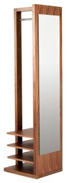Mirror With Coat Rack Easel clothes rack Closets Clothing Organization Pinterest 50