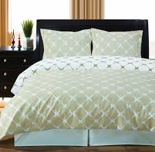 image of flannel duvet cover queen