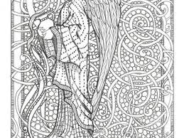 Small Picture Holiday Angel Coloring Pages Coloring Coloring Pages