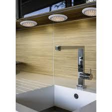 LED interior light Wet room light 12 V 24 V LEDs x H 130 mm x