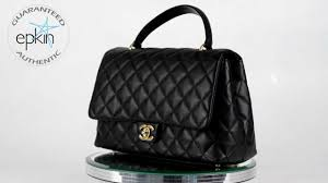 Chanel Kelly Jumbo Tote Quilted Caviar Leather Handbag Bag ... & Chanel Kelly Jumbo Tote Quilted Caviar Leather Handbag Bag Authentic Black  GHW - YouTube Adamdwight.com
