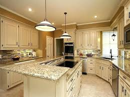 Backsplash For Santa Cecilia Granite Countertop Adorable Kitchen Counter Backsplash Ideas Lsonline