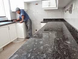 Cómo Pintar La Encimera De La Cocina  CanalHOGARClases De Granitos Para Encimeras