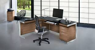 Computer desk office White Bdi Furniture Modern Home Office Desks Computer Desks Bdi Furniture
