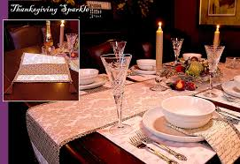 furniture runners. Sparkling Holiday Table Runner With Corner Tassels Furniture Runners