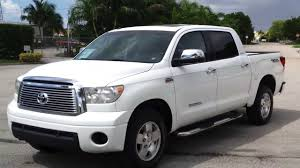 2010 Toyota Tundra 4x4 Crewmax 5.7L V8 Limited TRD Offroad - YouTube