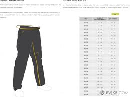 80 Organized Empire Paintball Pants Size Chart