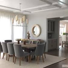 3 gray dining room chairs contemporary coastal dining room with gray chairs