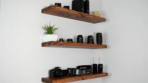 Floating Shelves Weight Limit
